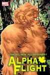 ALPHA FLIGHT (2004) #7 Cover