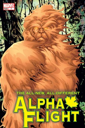 Alpha Flight #7