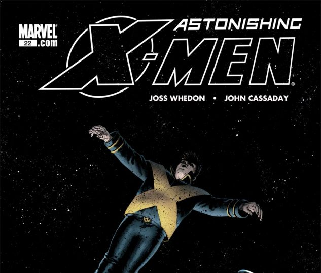 ASTONISHING X-MEN (2004) #22 Cover