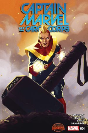 Captain Marvel & The Carol Corps (2015) #4