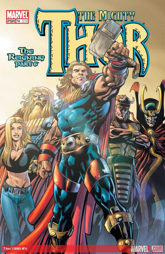 Thor (1998) #74