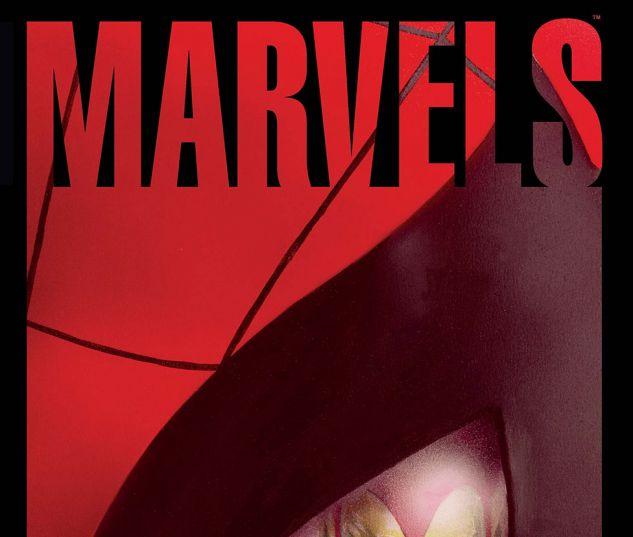Marvels (1994) #4