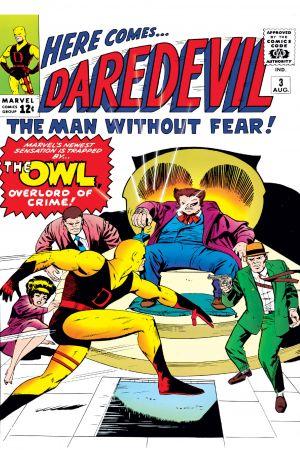Daredevil (1964) #3