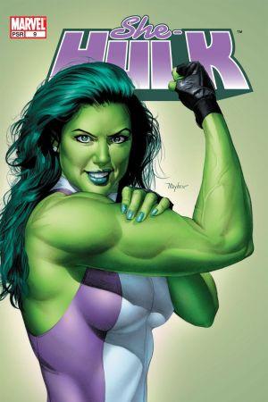 She-Hulk (2004) #9