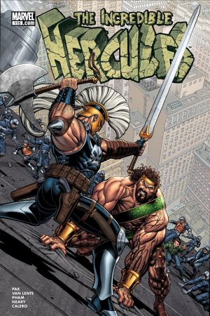 Incredible Hercules (2008) #115