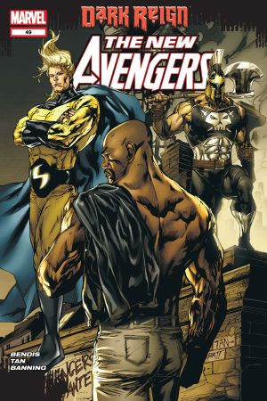 New Avengers (2004) #49