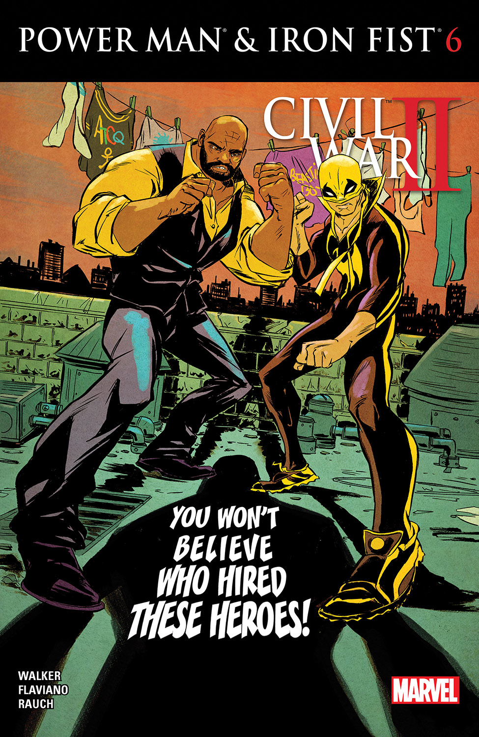 Power Man and Iron Fist (2016) #6