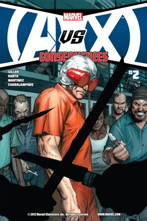 Avengers Vs. X-Men: Consequences #2