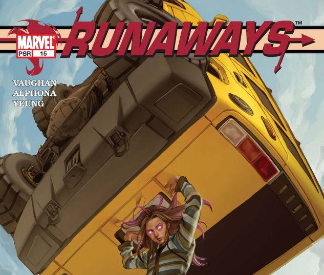 Runaways (2003) #15