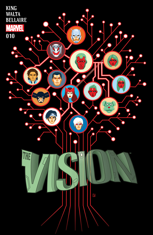 Vision (2015) #10