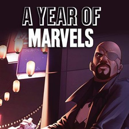 A Year of Marvels: August Infinite Comic (2016)