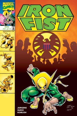 Iron Fist (1998) #2