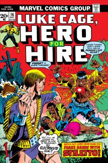 Luke Cage, Hero for Hire #16