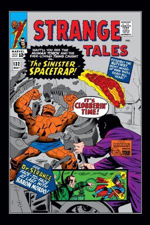 Strange Tales #132
