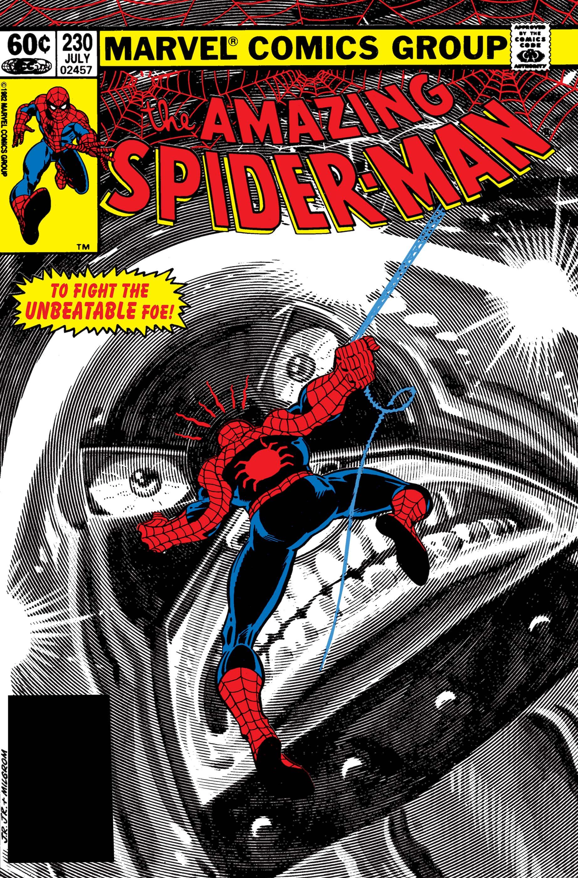 The Amazing Spider-Man (1963) #230
