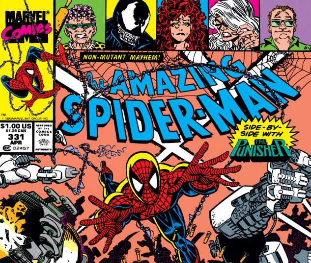 Amazing Spider-Man (1963) #331