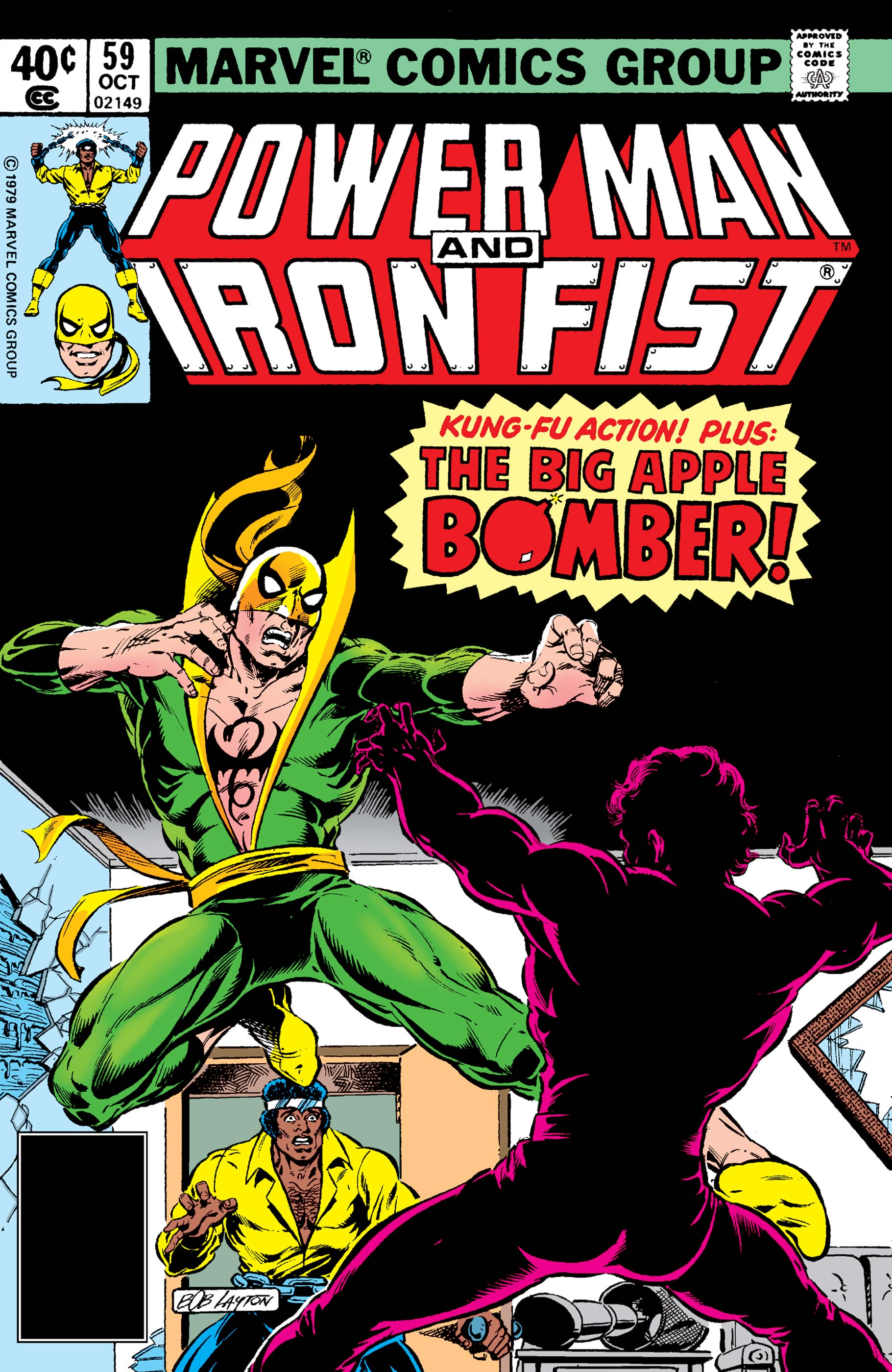 Power Man and Iron Fist (1978) #59