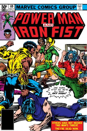 Power Man and Iron Fist (1978) #69