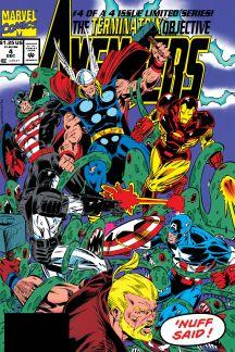 Avengers: The Terminatrix Objective #4