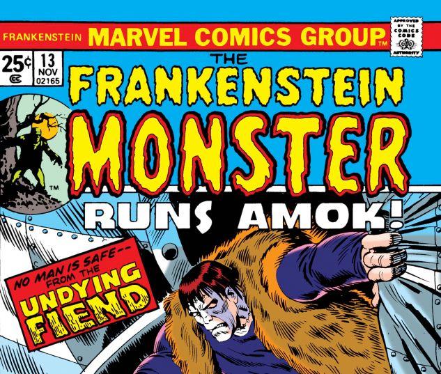 Frankenstein (1973) #13