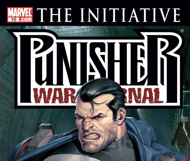 Punisher War Journal (2006) #10