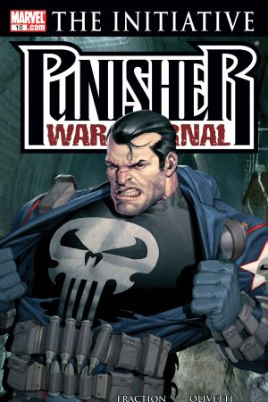 Punisher War Journal #10