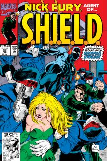 Nick Fury, Agent of S.H.I.E.L.D. #32