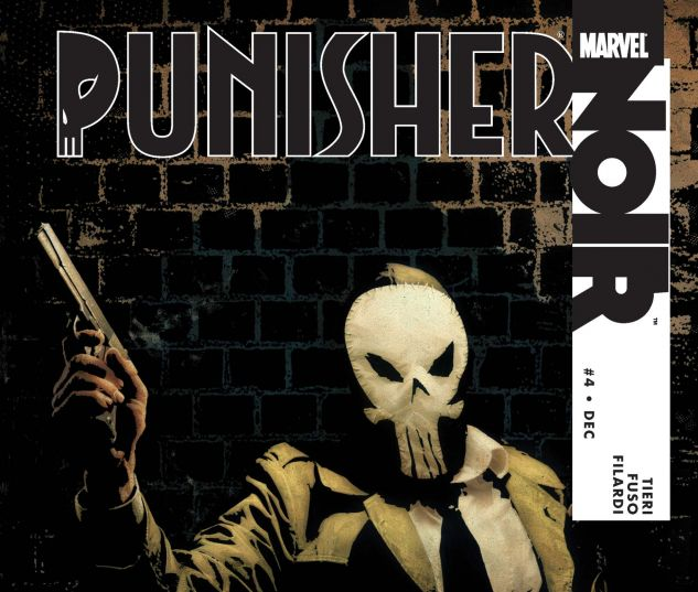 Punisher Noir (2009) #4
