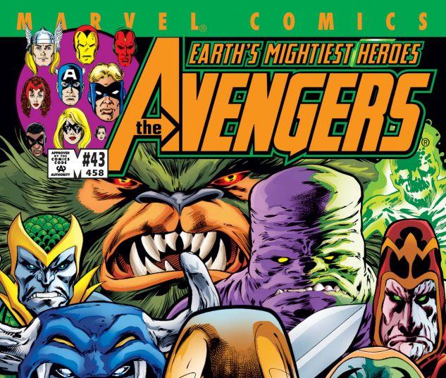 Avengers (1998) #43