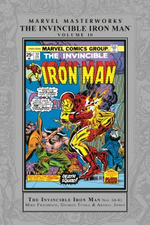 Marvel Masterworks: The Invincible Iron Man Vol. 10 (Hardcover)