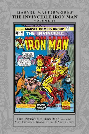 Marvel Masterworks: The Invincible Iron Man Vol. 10 (Hardcover)