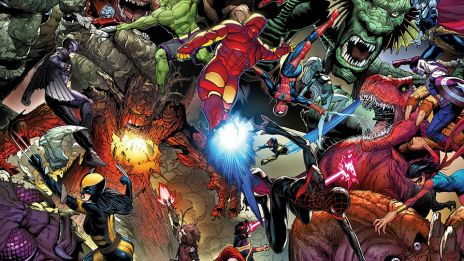 Marvel Top 10 Monsters