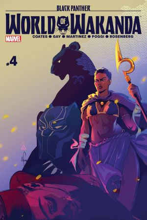 Black Panther: World of Wakanda (2016) #4