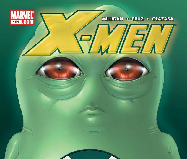 X-MEN (2004) #181