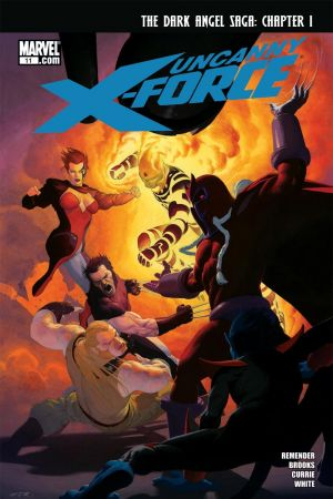 Uncanny X-Force (2010) #11