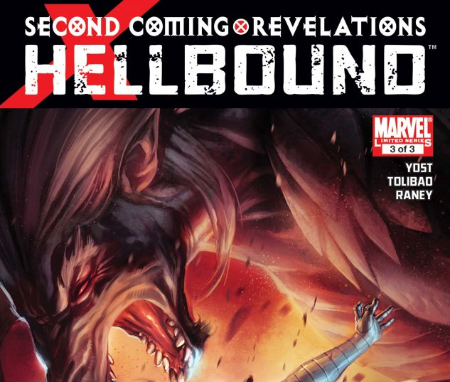 X-Men: Hellbound (2010) #3