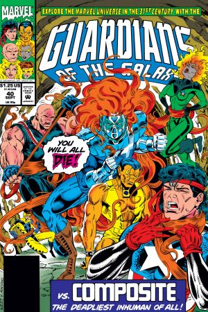 Guardians of the Galaxy (1990) #40