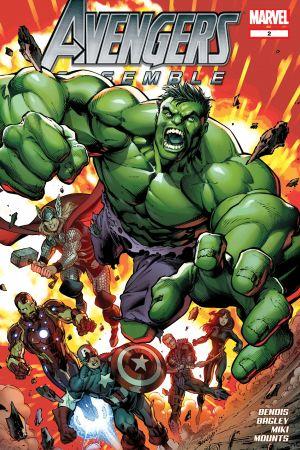 Avengers Assemble (2012) #2