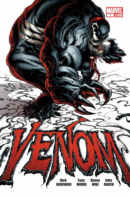 Venom (2011) #1