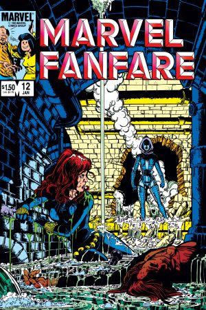Marvel Fanfare (1982) #12
