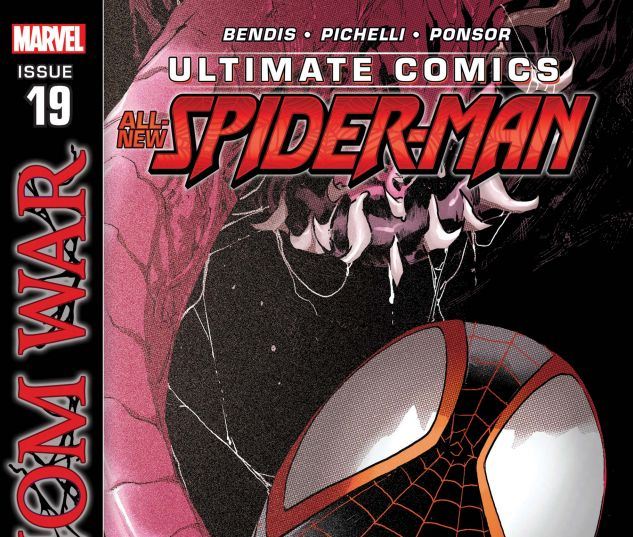 ULTIMATE COMICS SPIDER-MAN (2011) #19