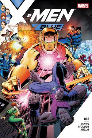 X-Men: Blue #3