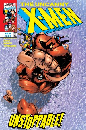 Uncanny X-Men (1963) #369