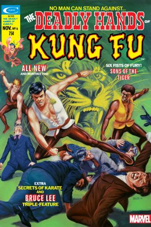 Deadly Hands of Kung Fu (1974) #6