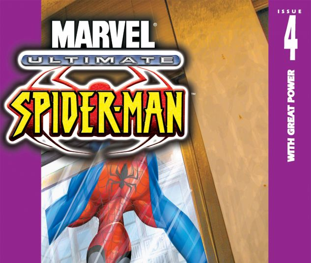 Ultimate Spider-Man (2000) #4