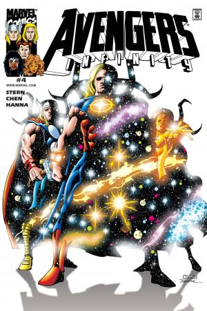 Avengers: Infinity #4