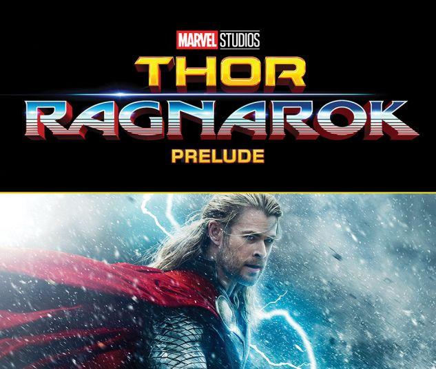 cover from Marvel's Thor: Ragnarok Prelude (2017) #3
