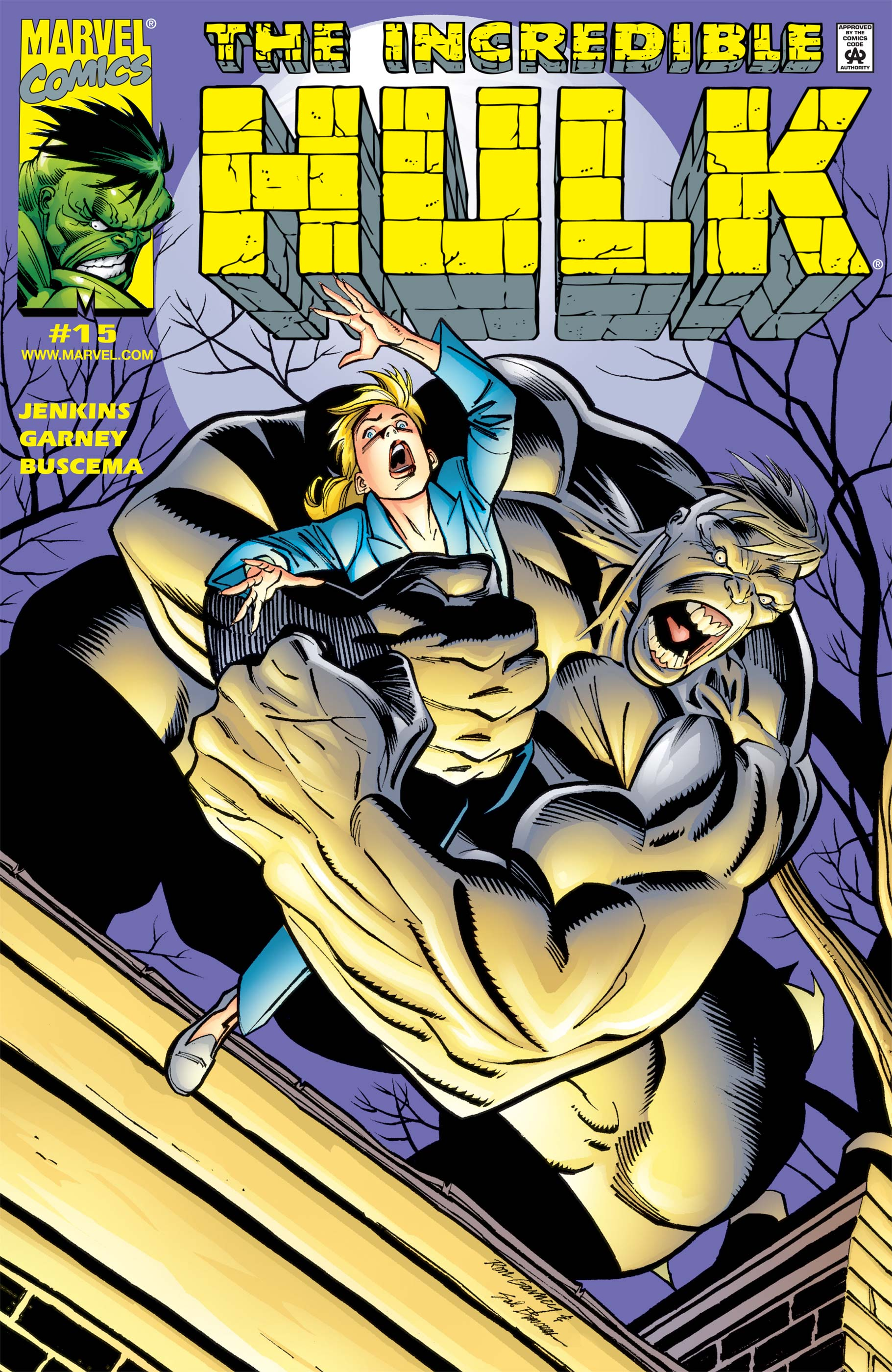 Incredible Hulk (1999) #15
