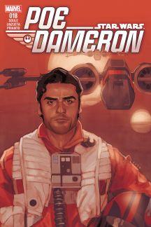 Poe Dameron (2016) #18