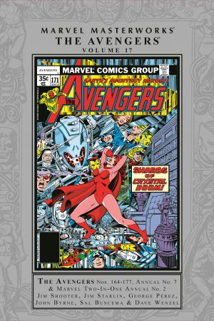 Marvel Masterworks: The Avengers Vol. 17 (Hardcover)